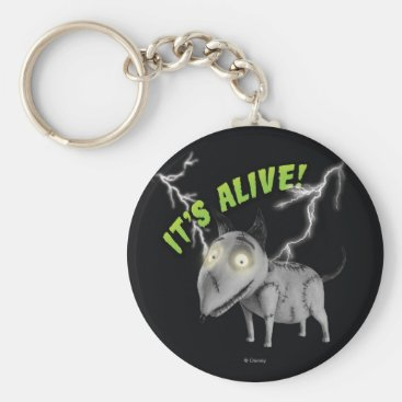 Sparky: It's Alive Keychain