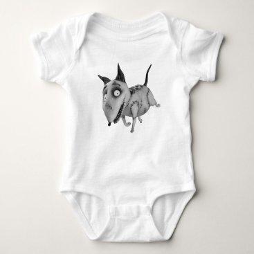 Sparky Running Baby Bodysuit