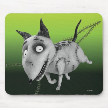 Sparky Running Mouse Pad