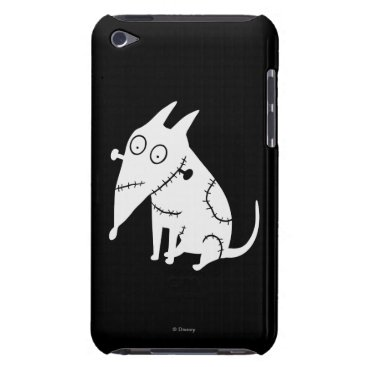 Sparky Sitting White Case-Mate iPod Touch Case