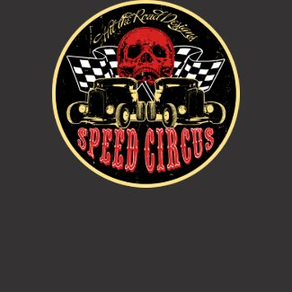 Speed Circus design shirt