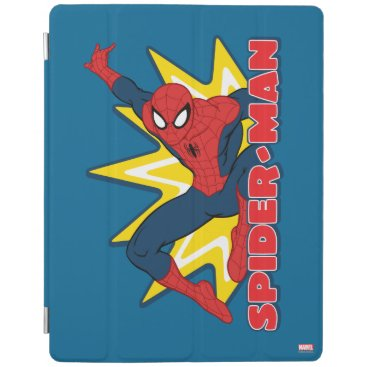 Spider-Man Callout Graphic iPad Smart Cover