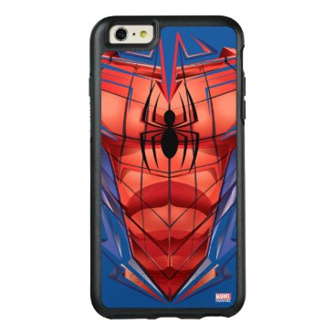Spider-Man | Chest Graphic OtterBox iPhone 6/6s Plus Case