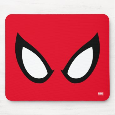Spider-Man Eyes Mouse Pad