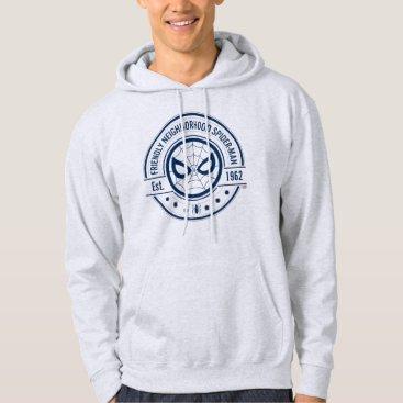 Spider-Man | Friendly Neighborhood Spider-Man Logo Hoodie