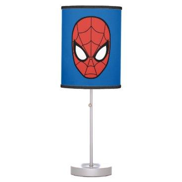 Spider-Man Head Icon Desk Lamp