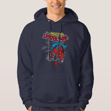 Spider-Man Retro Price Graphic Hoodie