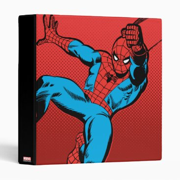 Spider-Man Retro Swinging Kick Binder