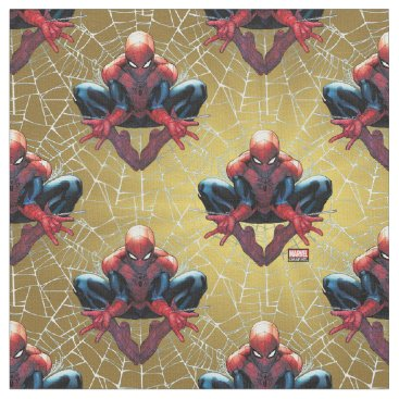 Spider-Man | Sitting In A Web Fabric