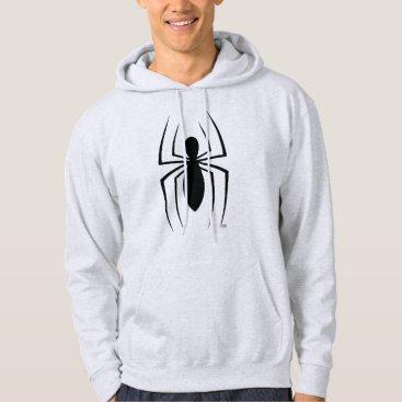 Spider-Man Skinny Spider Logo Hoodie