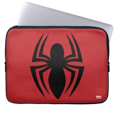 Spider-Man Spider Logo Laptop Sleeve