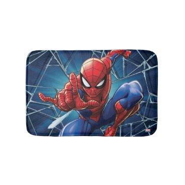 Spider-Man | Web-Shooting Leap Bath Mat