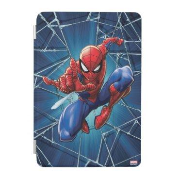 Spider-Man   Web-Shooting Leap iPad Mini Cover