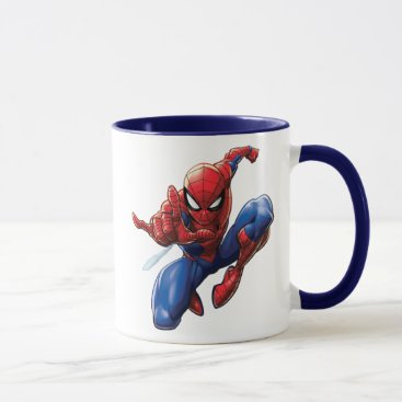 Spider-Man | Web-Shooting Leap Mug