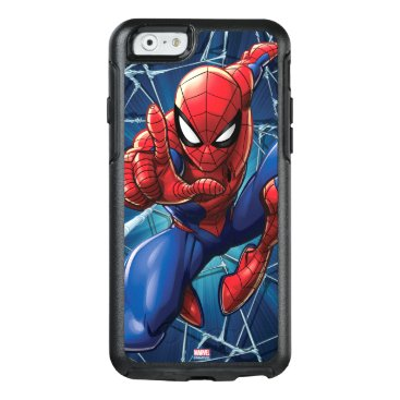 Spider-Man | Web-Shooting Leap OtterBox iPhone 6/6s Case