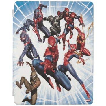 Spider-Man Web Warriors Gallery Art iPad Smart Cover