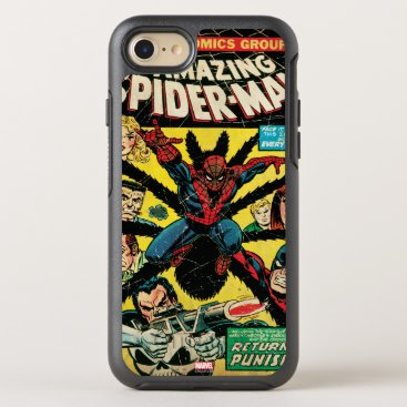 Spiderman - 135 Aug OtterBox Symmetry iPhone 8/7 Case