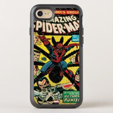 Spiderman - 135 Aug OtterBox Symmetry iPhone 8/7 Case
