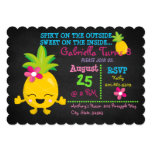 ❤️ Spiky ON the Outside Sweet on Inside  Birthday Invitation