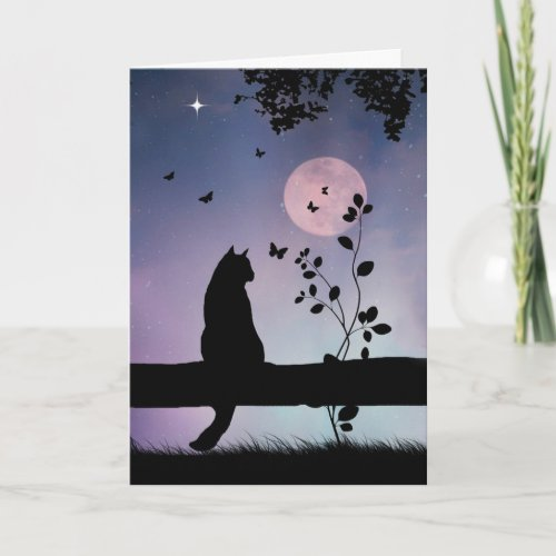 Spiritual Metaphysical Sympathy Card