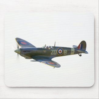 Spitfire MH-434 Mouse Pad