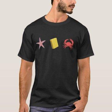 Spongebob Squarepants On Land T-Shirt