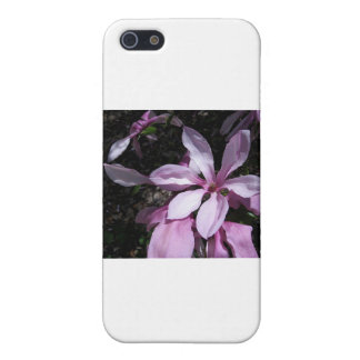 Spring Magnolia Pink iPhone 5 Cases