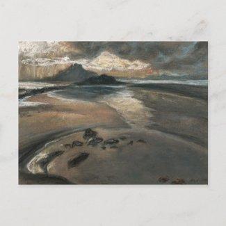 St Michael's Mount, Cornwall, postcard postcard