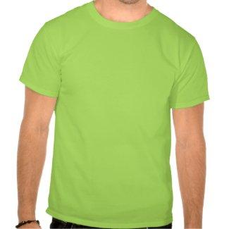 St Patrick's Day Scrapper Cat T Shirt