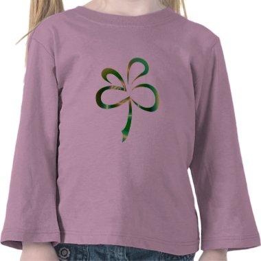 St. Patricks Day Shamrock Design t-shirts