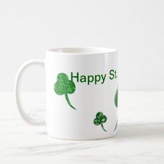 St. Patty's Day - Shamrocks - Mug