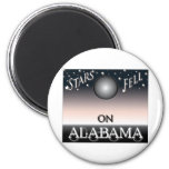 Stars Fell On Alabama magnets