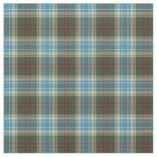 State Of Michigan Tartan Fabric