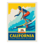 State Pride | California Postcard
