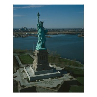 Statue of Liberty Photograph - 3 Posters