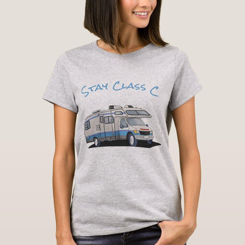 Stay Class C Women's T-Shirt