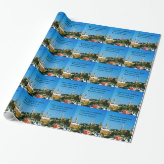 Stay close to God Wrapping Paper