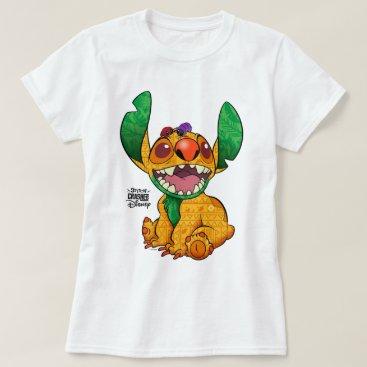 Stitch   Lion King T-Shirt