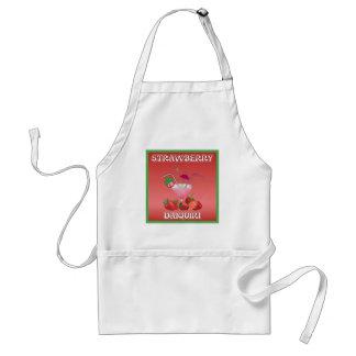 Strawberry Daiquiri Apron