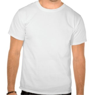 Men's White T