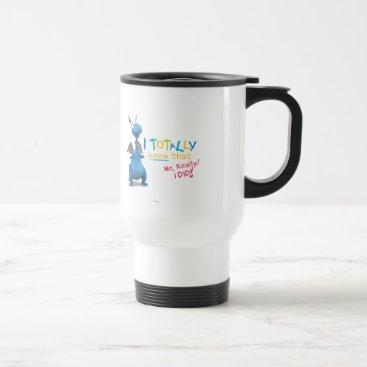 Stuffy - I Totally Knew that Travel Mug