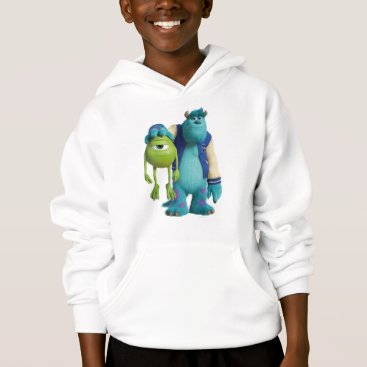 Sulley Holding Mike Hoodie