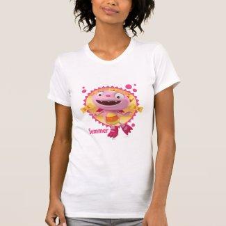 Summer Hugglemonster 1 Tshirt