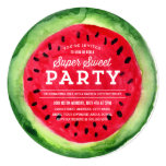 ❤️ Summer Slice Sweet Party  Invite