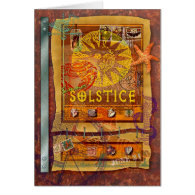 Summer Solstice Invitations