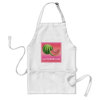 Summer Watermelon Aprons