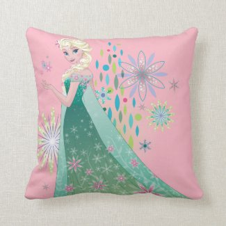Summer Wish Throw Pillow