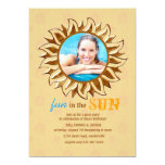 Sunny Photo Invitation