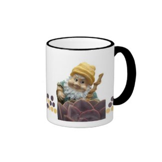 Sunnyboy the Garden Gnome Coffee Mugs