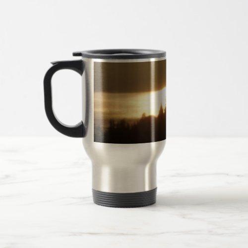Sunrise Over the Columbia River #4 mug
